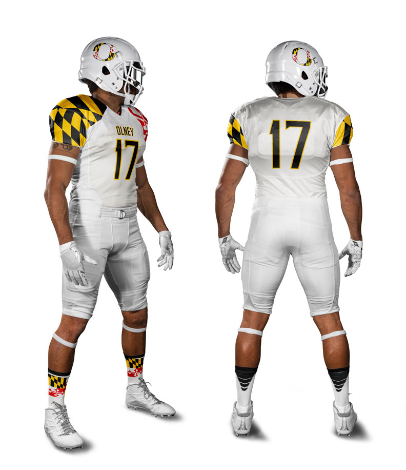 ae808f196 Custom Football Uniform Design  1