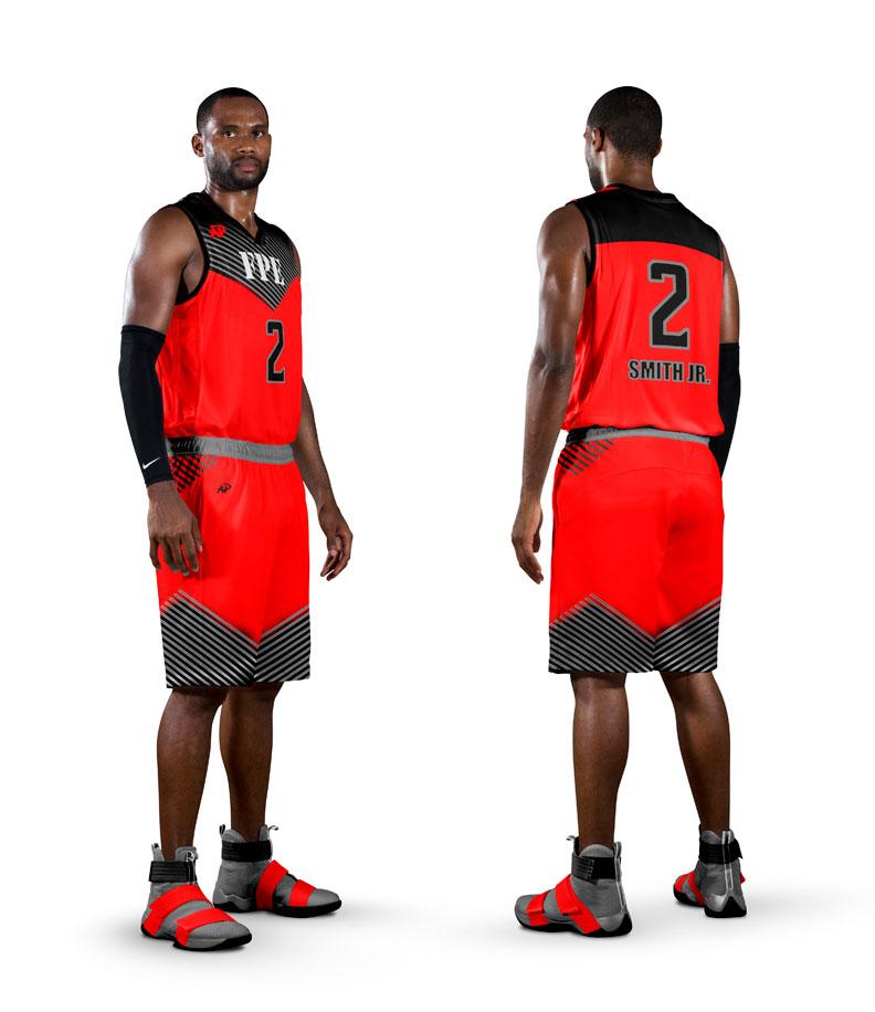 afd0a7207888 Custom Basketball Uniforms
