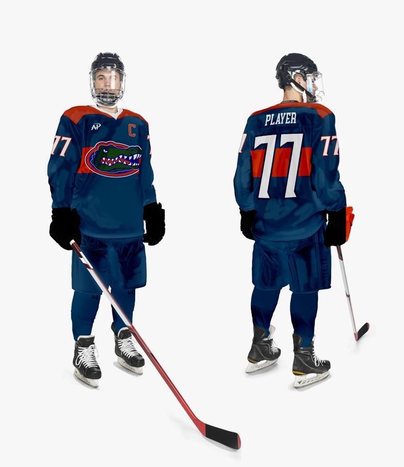 custom pro hockey jerseys